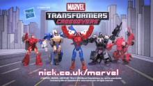 Marvel Transformers Crossovers