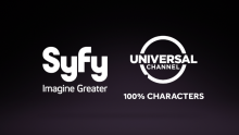 SyFy & Universal Catch-Up promo
